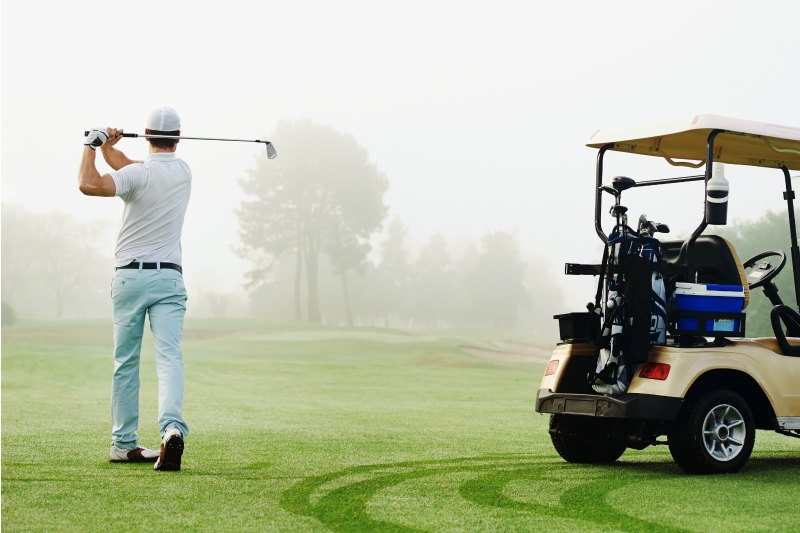 Hilton Head Island chiropractic care for golfers
