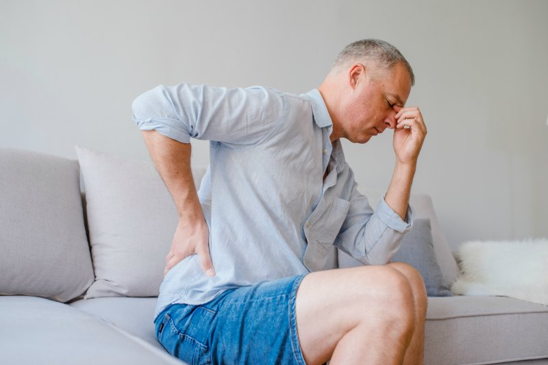 Back pain Help On Hilton Head